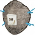 3M™ 9922P Респиратор для защиты сварщика класс защиты FFP2 NR D, с клапаном выдоха
