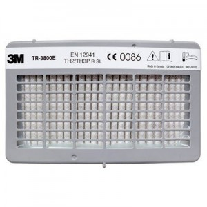 3M™ Versaflo® TR-3802E Фильтр Противоаэрозольный P3, защита от запахов и органических паров до ПДК