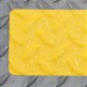 Полосы, 10 штук в упаковке, для неровных, профилированных и грубых поверхностей, желтый цвет (формуемый тип ленты)