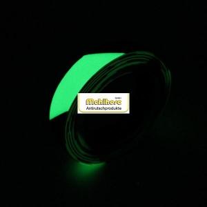Эластичный фотолюминисцентный тип, без абразива, желто-черный цвет