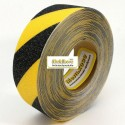 Эластичный тип, рулон, желто-черный цвет