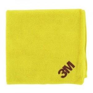 3M™ Scotch-Brite™ 2022 Пылеудаляющая салфетка микроволоконная, желтая, 320 x 360 мм