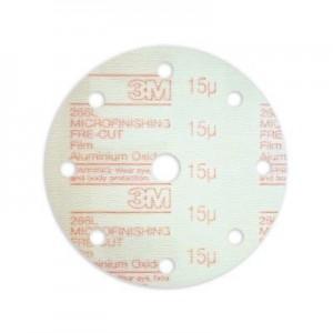 3M™ Hookit™ 266L 00138 Шлифовальный Круг, 100 мкм, 150 мм, 6 отв., LD600A