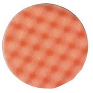 3M™ Perfect-it™ 50456 Полировальный Круг, рельефный, поролоновый, оранжевый, 130 мм