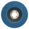 3M™ 566A 65033 Круг Шлифовальный Лепестковый Торцевой Конический, P40, 125 мм х 22 мм
