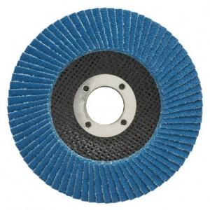 3M™ 566A 65036 Круг Шлифовальный Лепестковый Торцевой Конический, P120, 125 мм х 22 мм