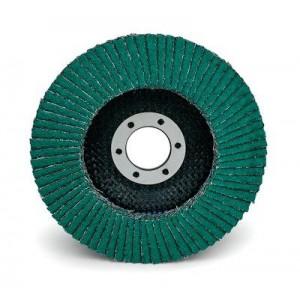 3M™ 577F 64857 Круг Шлифовальный Лепестковый Торцевой Конический, P80, 125 мм х 22 мм