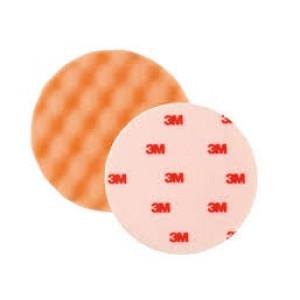3M™ Finesse-it™ 60108 Полировальный Круг, рельефный, поролоновый, мягкий, оранжевый, 80 мм