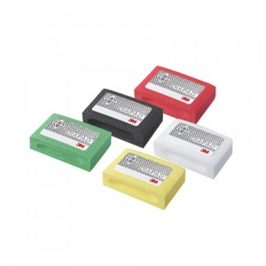 3M™ 6200J N74 Губка Шлифовальная Алмазная, красная, 90 мм х 55 мм х 25 мм