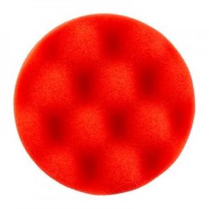 3M™ Finesse-it™ 65875 Полировальный Круг, рельефный, поролоновый, красный, 80 мм