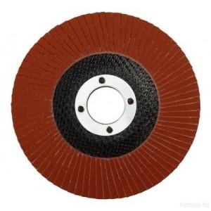 3M™ 947D 67014 Круг Шлифовальный Лепестковый Торцевой Конический, P120, 125 мм х 22 мм