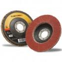 3M™ Cubitron™ II 967A 65055 Круг Шлифовальный Лепестковый Торцевой Конический, 60+, 125 мм