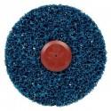 3M™ Scotch-Brite™ Clean and Strip CG-ZS 57016 Круг, S XCS, голубой, 100 мм х 13 мм, шпиндель 6 мм