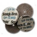 3M™ Scotch-Brite™ CP-UW 03714 Круг, 7A MED 50 мм х 3 мм х 6 мм