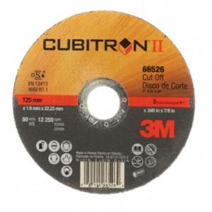3M™ Cubitron™ II 65462 Отрезной Круг, T41, 180 мм х 2 мм х 22,23 мм