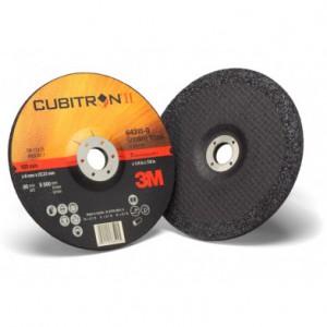 3M™ Cubitron™ II 94001 Зачистной Круг, T27 150 мм х 7.0 мм х 22 мм