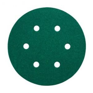 3M™ Hookit™ 245 01690 Шлифовальный Круг, P60, 150 мм, 6 отв., LD600Aм)
