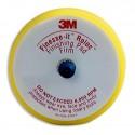 3M™ Finesse-it™ Roloc™ 14736 Оправка Для Кругов 3M™ Hookit™, 75 мм