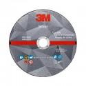 3M™ Silver 51790 Отрезной Круг, T41, 125 мм х 1 мм х 22,23 мм