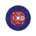 3M™ Scotch-Brite™ Clean and Strip XT-DB 05816 Круг, S XCS, фиолетовый, 115 мм х 22 мм