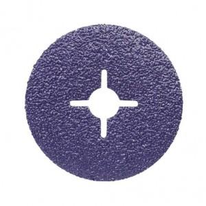3M™ Cubitron™ II 786C 33407 Круг абразивный фибровый, x453EQ, 115 мм x 22 мм, 36+