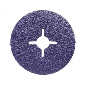 3M™ Cubitron™ II 786C 33410 Круг абразивный фибровый, x453EQ, 115 мм x 22 мм, 80 +