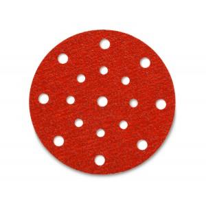 3M™ Cubitron™ II Hookit™ 950U 52086 Шлифовальный круг, 150 мм, 180+, 17 отверстий