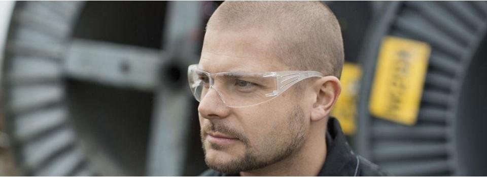 Как выбрать защитные очки?