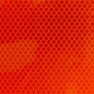 3M™ Diamond Grade™ DG³ 4084-1220 Пленка световозвращающая флуоресцентная для дорожных знаков, красная, размер рулона 1,22 х 45,7 м