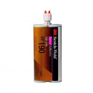 3М™ Scotch-Weld™ DP190 Эпоксидный двухкомпонентный клей, серый, 400 мл