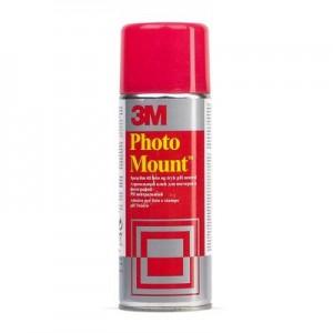 3M™ Scotch® PhotoMount™ 7024 Клей-спрей для приклеивания фотографий и плакатов, 400 г