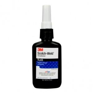 3M™ Scotch-Weld™ TL43 Клей Резьбовой Анаэробный, голубой, 50 мл