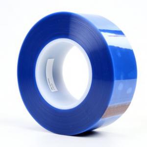 3M™ 8996 Односторонняя Лента на Полиэфирной Основе, голубая, под нарезку, рулон 1000 мм х 66 м