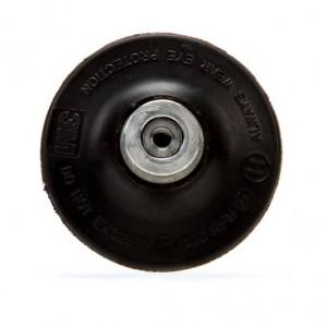 3M™ Roloc™ 45091 Оправка, 75 мм, 1/4, жесткая, 75 мм