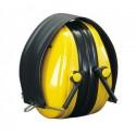 3М™ PELTOR™ Optime™ IH510F-404-GU Наушники противошумные со складным оголовьем, желтые, 28 дБ