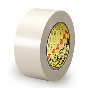 3M™ 470 Односторонняя клейкая лента, на ПВХ основе, бежевая, под нарезку, рулон 330 мм x 32,9 м