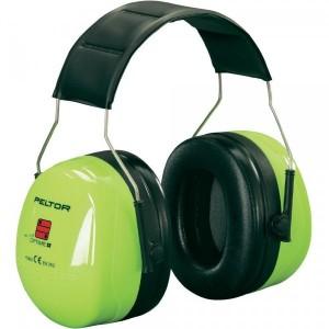 3М™ PELTOR™ Optime™ III H540A-461-GB Наушники противошумные повышенной видимости Hi-Viz, со стандартным оголовьем, 35 дБ