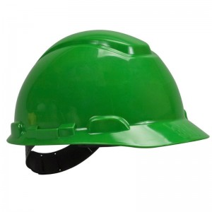 3M™ H-701C-GP Каска защитная зеленая, без вентиляции