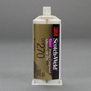 3М™ Scotch-Weld™ DP270 Клей Эпоксидный Двухкомпонентный, прозрачный, 48,5 мл