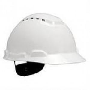 3M™ G3000NUV-10 VI Каска защитная белая, с держателем для лампы, с УФ-индикатором