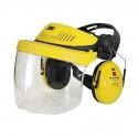 3M™ G500-GU Оголовье для крепления щитка 3M™ 5F-11, цвет желтый