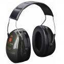 3М™ PELTOR™ Optime™ II H520A-407-GQ Наушники противошумные со стандартным оголовьем, зеленые, 31 дБ