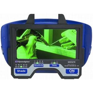 3M™ Speedglas™ 400080 Speedglas® 9002X с затемнением 9-13