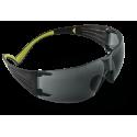 3M™ SecureFit™ SF402AF-EU 1Очки Открытые защитные, цвет линз дымчатый, с покрытием AS/AF против царапин и запотевания
