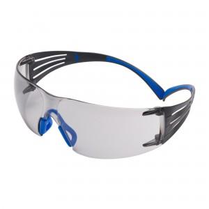 3M™ SecureFit™ SF400 SF407SGAF-BLU-EU Очки Открытые защитные из поликарбоната, с покрытием Scotchgard™, цвет линз indoor/outdoor