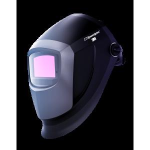 3M™ Speedglas™ 401385 Щиток защитный лицевой сварщика SG 9000, со светофильтром SG 9002NC, с регулируемой степенью затемнения 3/8-12