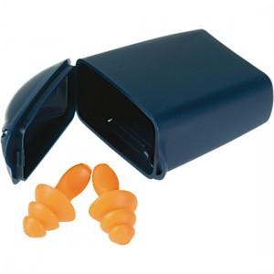 3M™ 1261 Вкладыши противошумные многоразовые в пластиковом контейнере