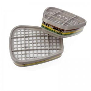 3M™ 6059 Противогазовый фильтр для защиты от газов и паров, класс защиты ABEK1