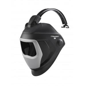 3M™ Speedglas® 582600 Корпус щитка сварщика 9100QR с узлом крепления к каске (рейкой QR)