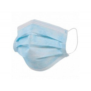 Медицинская маска, 3-х слойная